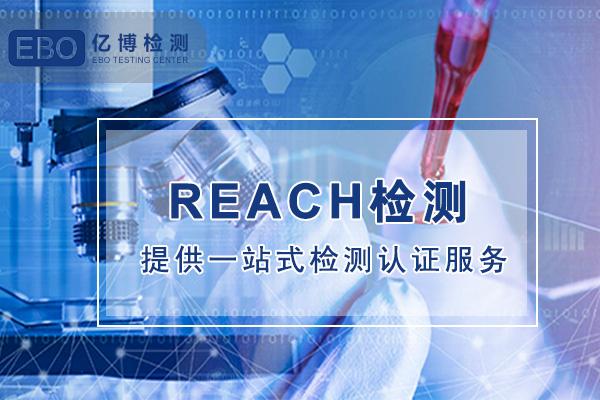 口罩REACH检测周期