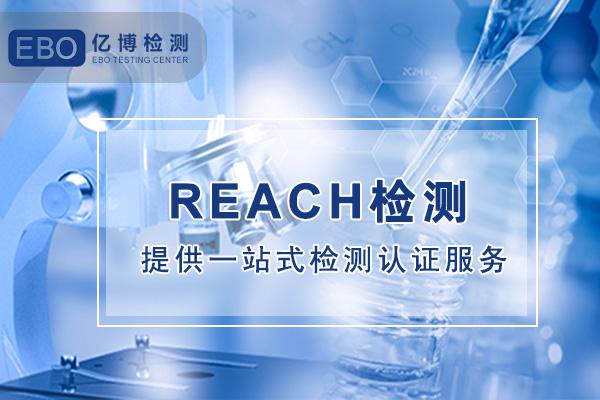 金属REACH检测项目
